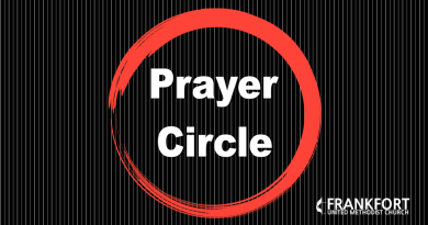 Prayer Circle (Saturdays 7-8am)